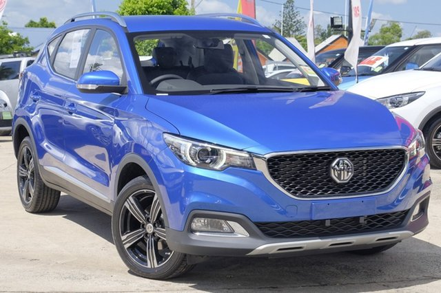 New MG ZS AZS1 Soul 2WD, 2018 MG ZS AZS1 Soul 2WD Regal Blue 4 Speed Automatic Wagon