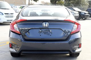 2019 Honda Civic 10th Gen MY19 VTi-S Blue 1 Speed Constant Variable Hatchback