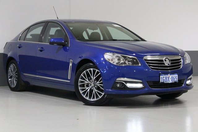 Used Holden Calais VF II , 2016 Holden Calais VF II Blue 6 Speed Automatic Sedan
