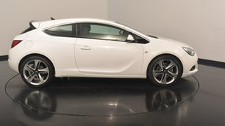 2013 Opel Astra AS GTC Sport White 6 Speed Sports Automatic Hatchback