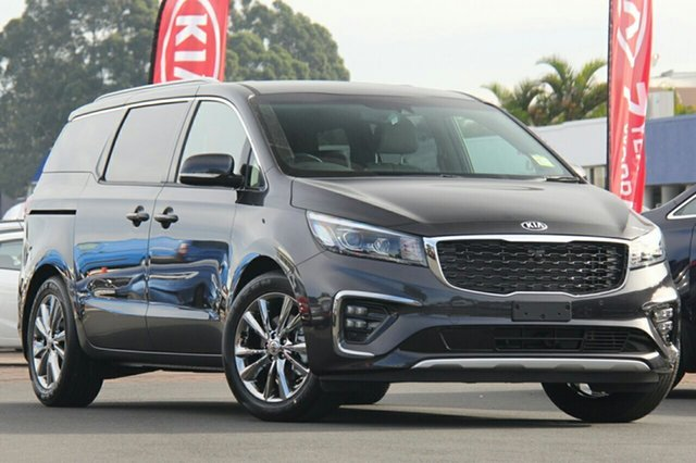 New Kia Carnival YP MY19 Platinum, 2019 Kia Carnival YP MY19 Platinum Panthera Metal 8 Speed Sports Automatic Wagon