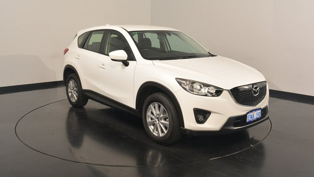 Used Mazda CX-5 KE1031 MY14 Maxx SKYACTIV-Drive AWD Sport, 2014 Mazda CX-5 KE1031 MY14 Maxx SKYACTIV-Drive AWD Sport White 6 Speed Sports Automatic Wagon