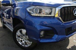 2020 LDV T60 SK8C Pro Jewel Blue 6 Speed Sports Automatic Utility.