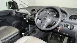 2015 Volkswagen Caddy 2KN MY15 TSI160 SWB Runner White 5 Speed Manual Van