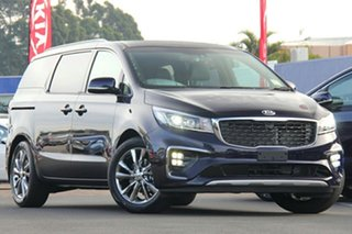 2019 Kia Carnival YP MY19 Platinum Deep Chroma Blue 8 Speed Sports Automatic Wagon.
