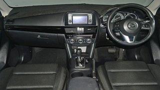 2014 Mazda CX-5 KE1031 MY14 Maxx SKYACTIV-Drive AWD Sport White 6 Speed Sports Automatic Wagon