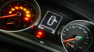 2013 Volkswagen Golf VII 90TSI DSG Tungsten Silver 7 Speed Sports Automatic Dual Clutch Hatchback