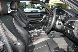2013 BMW 118i F20 Grey 8 Speed Sports Automatic Hatchback