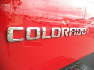 2018 Holden Colorado RG MY18 LTZ Pickup Crew Cab Absolute Red 6 Speed Sports Automatic Utility