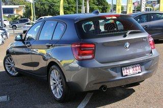 2013 BMW 118i F20 Grey 8 Speed Sports Automatic Hatchback.