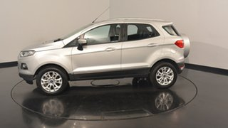 2014 Ford Ecosport BK Titanium PwrShift Silver 6 Speed Sports Automatic Dual Clutch Wagon.