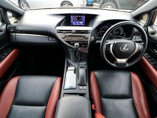 2015 Lexus RX350 GGL15R Luxury Silver 6 Speed Sports Automatic Wagon