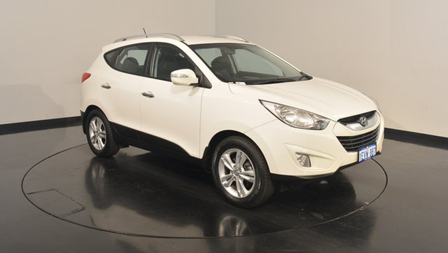 Used Hyundai ix35 LM2 Elite, 2013 Hyundai ix35 LM2 Elite White 6 Speed Sports Automatic Wagon