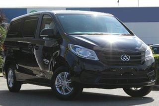 2020 LDV G10 SV7C Obsidian Black 6 Speed Automatic Van.