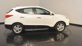 2013 Hyundai ix35 LM2 Elite White 6 Speed Sports Automatic Wagon