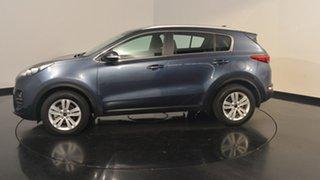 2017 Kia Sportage QL MY17 Si 2WD Mercury Blue 6 Speed Sports Automatic Wagon.