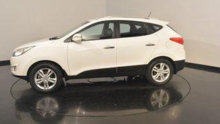 2013 Hyundai ix35 LM2 Elite White 6 Speed Sports Automatic Wagon.