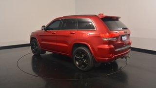 2014 Jeep Grand Cherokee WK MY2014 Blackhawk Deep Cherry Red 8 Speed Sports Automatic Wagon.
