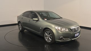 2014 Holden Calais VF MY14 Grey 6 Speed Sports Automatic Sedan.