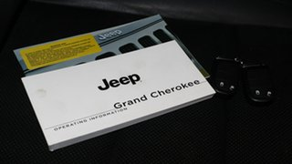 2014 Jeep Grand Cherokee WK MY2014 Blackhawk Deep Cherry Red 8 Speed Sports Automatic Wagon