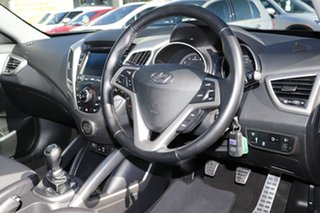 2015 Hyundai Veloster FS4 Series II Coupe Black 6 Speed Manual Hatchback