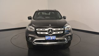 2018 Mercedes-Benz X-Class 470 X250d 4MATIC Power Kabara Black 7 Speed Sports Automatic Utility