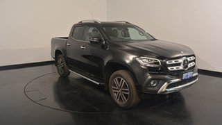 2018 Mercedes-Benz X-Class 470 X250d 4MATIC Power Kabara Black 7 Speed Sports Automatic Utility.