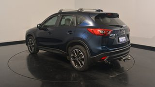 2015 Mazda CX-5 KE1022 Akera SKYACTIV-Drive AWD Eternal Blue 6 Speed Sports Automatic Wagon.