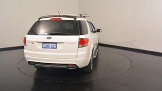 2014 Ford Territory SZ Titanium Seq Sport Shift AWD White 6 Speed Sports Automatic Wagon