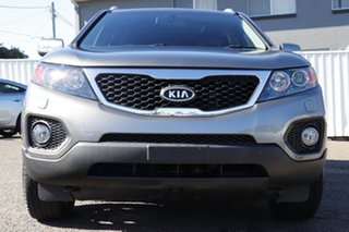2010 Kia Sorento XM MY10 Platinum Grey 6 Speed Sports Automatic Wagon