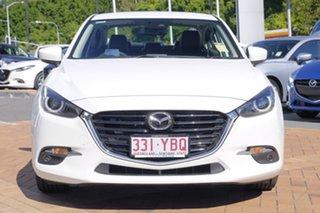 2017 Mazda 3 BN5238 SP25 SKYACTIV-Drive GT Snowflake White 6 Speed Sports Automatic Sedan