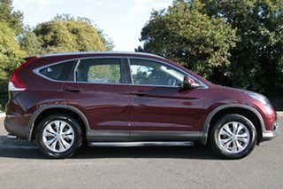 2012 Honda CR-V RM VTi-S 4WD Carnelian Red 5 Speed Automatic Wagon