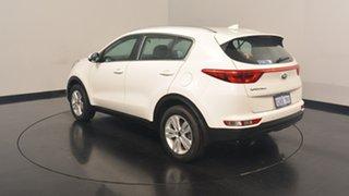 2017 Kia Sportage QL MY17 Si 2WD Clear White 6 Speed Sports Automatic Wagon.
