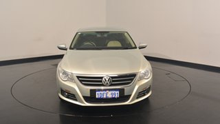 2009 Volkswagen Passat Type 3CC MY09 125TDI DSG CC Silver 6 Speed Sports Automatic Dual Clutch Coupe