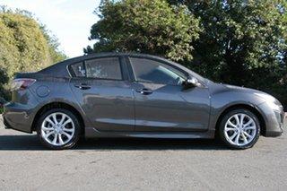 2009 Mazda 3 BL10L1 SP25 Activematic Metropolitan Grey 5 Speed Sports Automatic Sedan