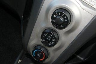 2010 Toyota Yaris NCP91R MY10 YRS Black 5 Speed Manual Hatchback