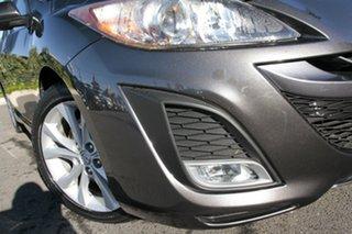 2009 Mazda 3 BL10L1 SP25 Activematic Metropolitan Grey 5 Speed Sports Automatic Sedan.
