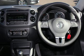 2013 Volkswagen Tiguan 5N MY13.5 132TSI DSG 4MOTION Pacific Red 7 Speed Sports Automatic Dual Clutch