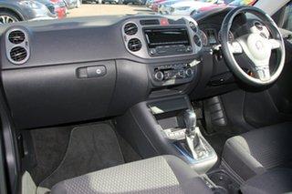 2010 Volkswagen Tiguan 5N MY11 103TDI DSG 4MOTION Grey 7 Speed Sports Automatic Dual Clutch Wagon