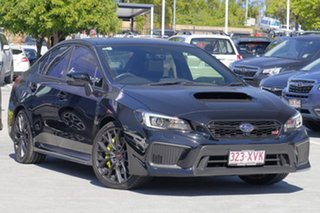 2017 Subaru WRX V1 MY18 STI AWD spec.R Black 6 Speed Manual Sedan.