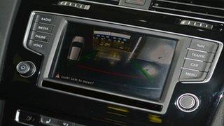 2017 Volkswagen Golf VII MY17 110TDI DSG Highline Pacific Blue 6 Speed Sports Automatic Dual Clutch