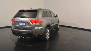 2011 Jeep Grand Cherokee WK MY2011 Overland Grey 5 Speed Sports Automatic Wagon