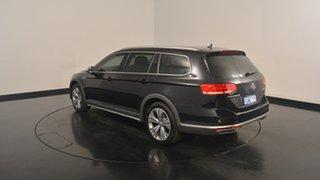 2017 Volkswagen Passat 3C (B8) MY17 140TDI DSG 4MOTION Alltrack Deep Black Pearl Effect 6 Speed.