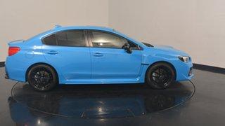2015 Subaru WRX V1 MY16 Hyper Blue Lineartronic AWD Blue 8 Speed Constant Variable Sedan