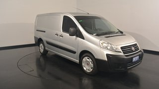 2014 Fiat Scudo Low Roof LWB Silver 6 Speed Manual Van.