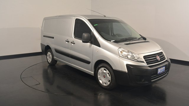 Used Fiat Scudo  Low Roof LWB, 2014 Fiat Scudo Low Roof LWB Silver 6 Speed Manual Van