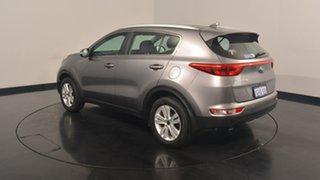 2017 Kia Sportage QL MY17 Si 2WD Mineral Silver 6 Speed Sports Automatic Wagon.