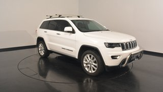 2017 Jeep Grand Cherokee WK MY17 Limited Bright White 8 Speed Sports Automatic Wagon
