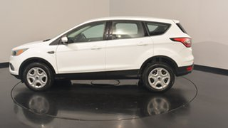 2017 Ford Escape ZG Ambiente 2WD Frozen White 6 Speed Sports Automatic Wagon.