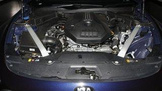 2017 Kia Stinger CK MY18 200S Fastback Deep Chroma Blue 8 Speed Sports Automatic Sedan